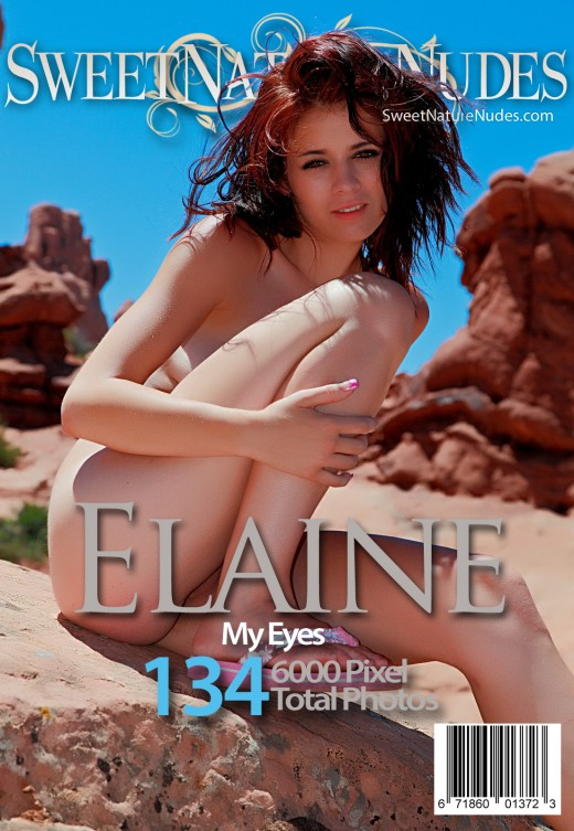 Elaine - `My Eyes` - by David Weisenbarger for SWEETNATURENUDES