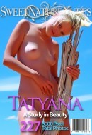 Tatyana Presents A Study In Beauty