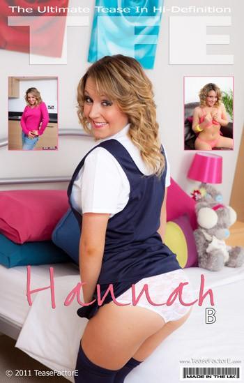 Hannah B - for TEASEFACTORE