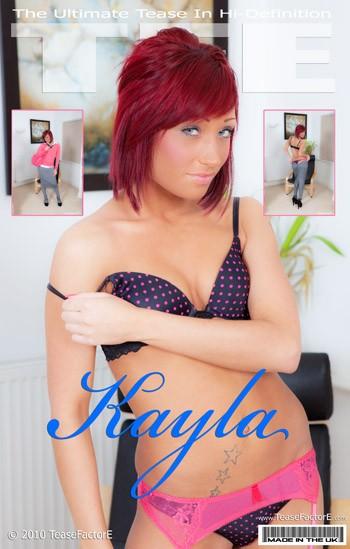 Kayla - for TEASEFACTORE
