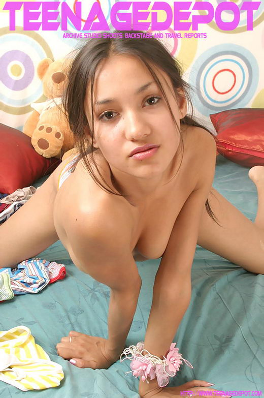 Donita - for TEENAGEDEPOT