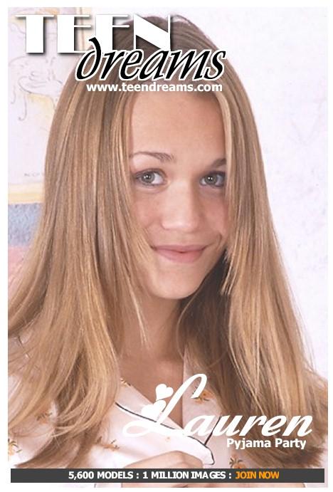 Lauren in  gallery from TEENDREAMS ARCHIVE