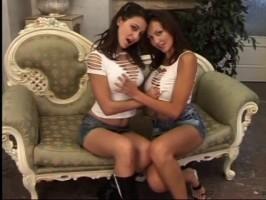 Michaela & Angelica  from TEENDREAMS