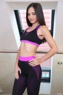 Shrima Malati Working Out In Yoga Pants