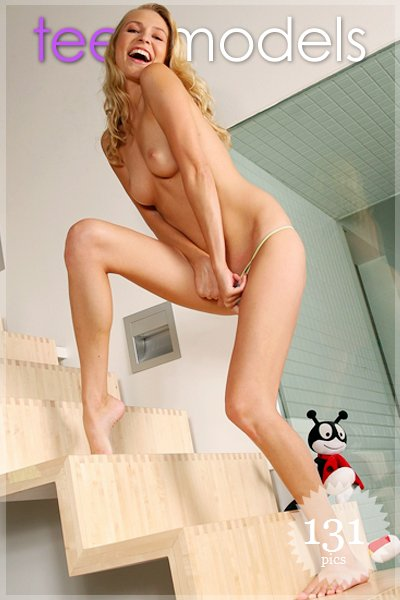 Wildy - `Playing on the Stairs` - for TEENMODELS