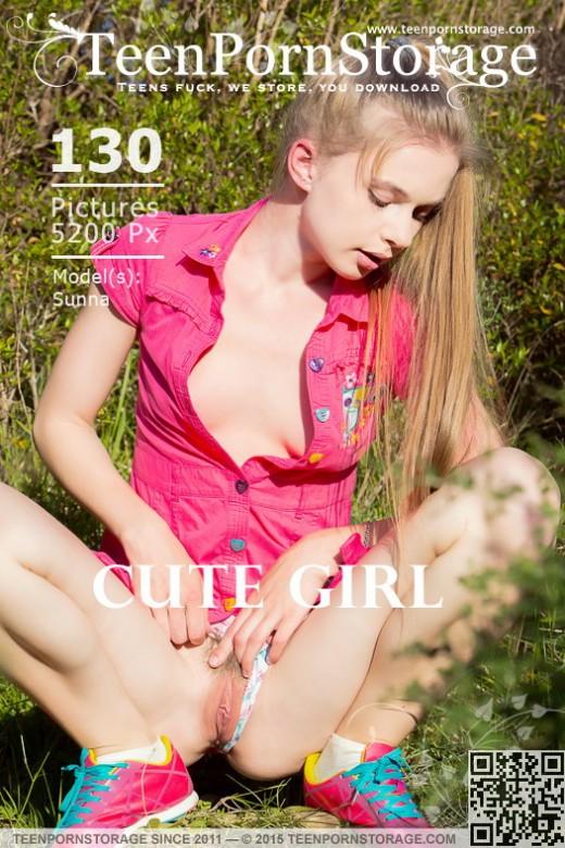 Sunna in Cute Girl gallery from TEENPORNSTORAGE