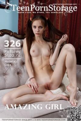 caught sleeping nude girl