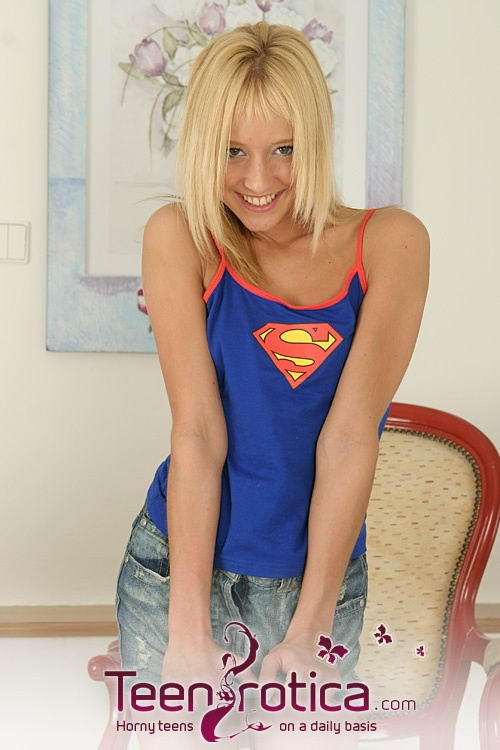 Evelyn - `Super...Teen !` - by Patrik Ryan for TEENROTICA