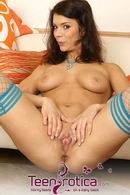 Gabrielle - Blue Stockings
