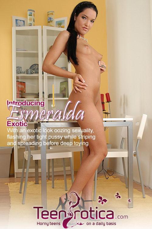 Esmeralda - `Introducing Esmeralda` - by Patrik Ryan for TEENROTICA