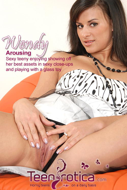 Wendy - `Arousing` - by Patrik Ryan for TEENROTICA