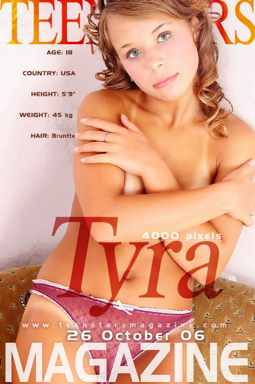 Tyra - for TEENSTARSMAG