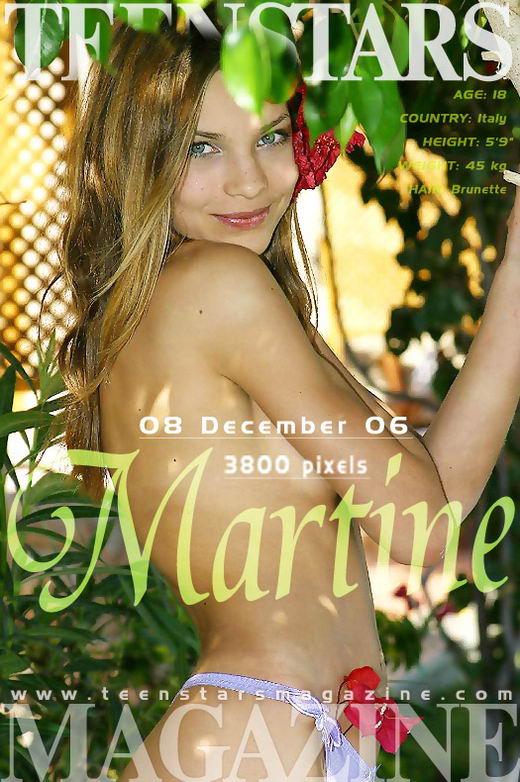 Martine - for TEENSTARSMAG