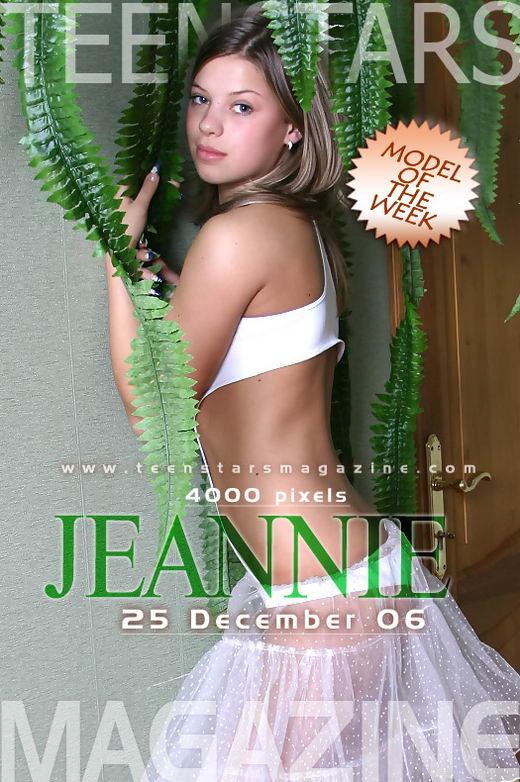 Jeannie - for TEENSTARSMAG