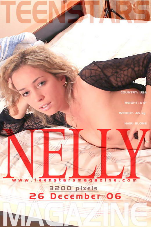 Nelly - for TEENSTARSMAG