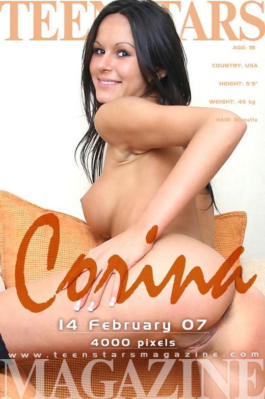 Corina - for TEENSTARSMAG