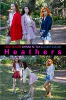 Emily Bloom & Kawaiii Kitten & Stark Suicide in Heathers gallery from THEEMILYBLOOM