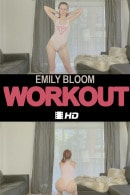 Emily Bloom in Workout video from THEEMILYBLOOM