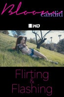Emily Bloom in Flirting & Flashing video from THEEMILYBLOOM