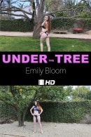 Emily Bloom in Under The Tree video from THEEMILYBLOOM