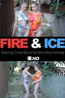 Emily Bloom & Miss Mary Moody in Fire & Ice video from THEEMILYBLOOM