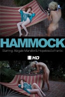 Abigale Mandler & HopelessSoFrantic in Hammock video from THEEMILYBLOOM