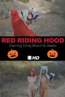 Emily Bloom & Jewels in Red Riding Hood video from THEEMILYBLOOM