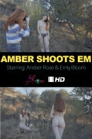Emily Bloom & Amber Rose in Amber Shoots Emily video from THEEMILYBLOOM