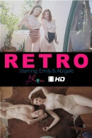 Emily Bloom & Abigale Mandler in Retro video from THEEMILYBLOOM