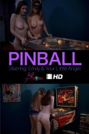 Emily Bloom & Your Little Angel in Pinball video from THEEMILYBLOOM