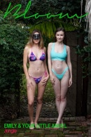 Emily Bloom & Your Little Angel in Jungle gallery from THEEMILYBLOOM
