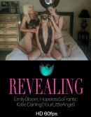 Emily Bloom & HopelessSoFrantic & Your Little Angel in Revealing video from THEEMILYBLOOM