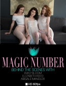 Emily Bloom & Elizabeth Reed & Abigale Mandler in Magic Number - BTS video from THEEMILYBLOOM