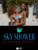 Gillian Barnes & Katie Darling in Sky Shower video from THEEMILYBLOOM