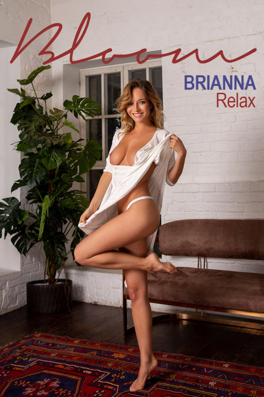 Brianna in Relax gallery from THEEMILYBLOOM
