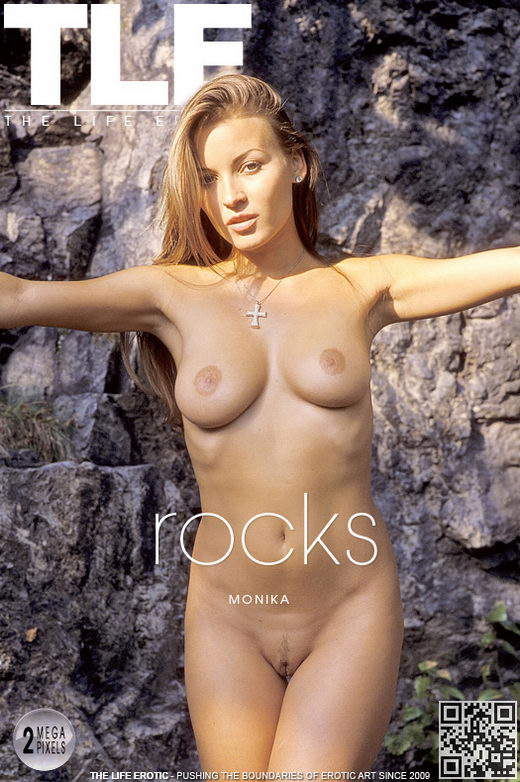 Monika - `Rocks` - by Antonio Belarus for THELIFEEROTIC