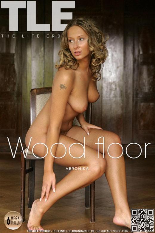 Veronika - `Wood Floor` - by Antonio Belarus for THELIFEEROTIC