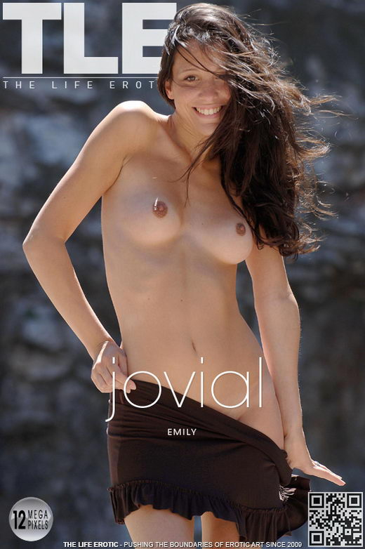 Emily - `Jovial` - by Oliver Nation for THELIFEEROTIC