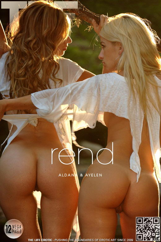 Aldana & Ayelen - `Rend` - by Oliver Nation for THELIFEEROTIC