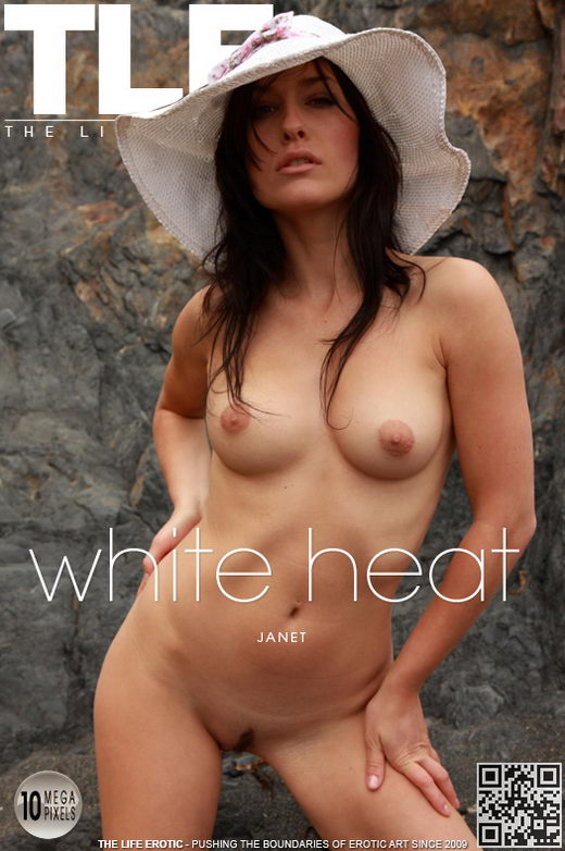 Janet - `White Heat` - by Philip Russo for THELIFEEROTIC