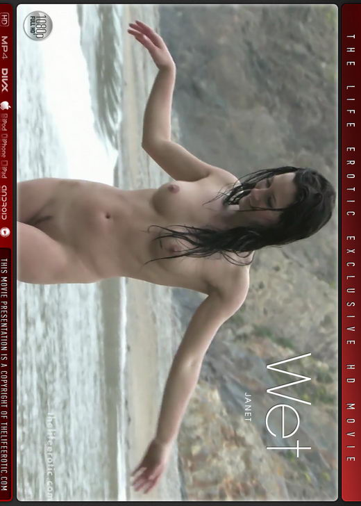 Janet - `Wet Temptation` - for THELIFEEROTIC