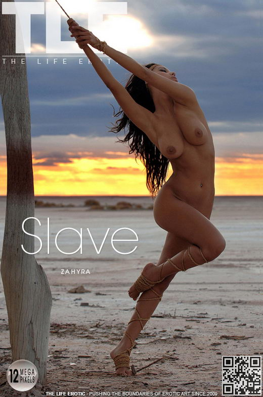 Zahyra - `Slave` - by Oliver Nation for THELIFEEROTIC