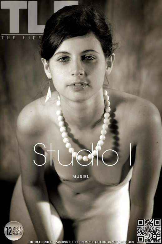Muriel - `Studio One` - by Oliver Nation for THELIFEEROTIC