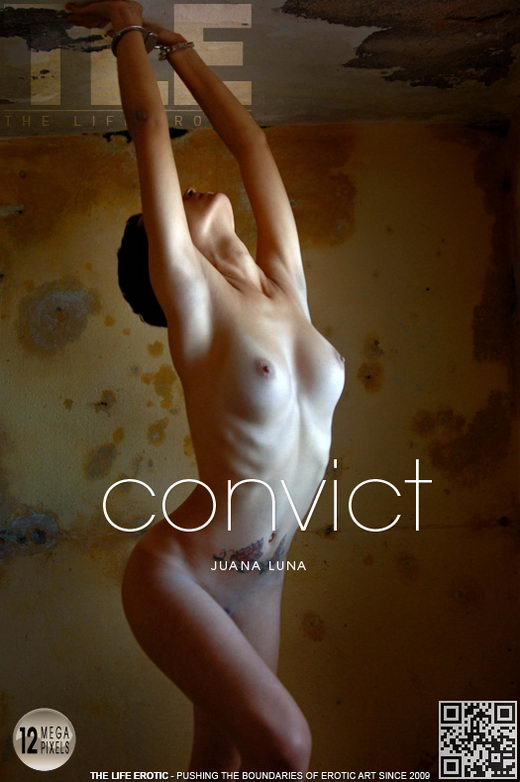 Juana Luna - `Convict` - by Oliver Nation for THELIFEEROTIC