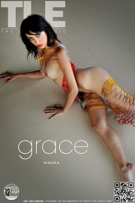 Tamara - `Grace` - by Oliver Nation for THELIFEEROTIC