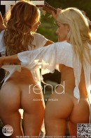 Aldana & Ayelen in Rend gallery from THELIFEEROTIC by Oliver Nation