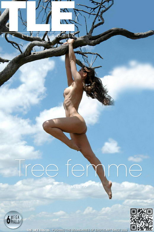 Valeria - `Tree Femme` - by Oliver Nation for THELIFEEROTIC