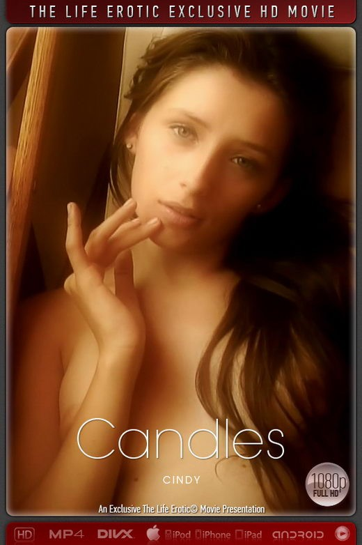 Cindy - `Candles` - for THELIFEEROTIC