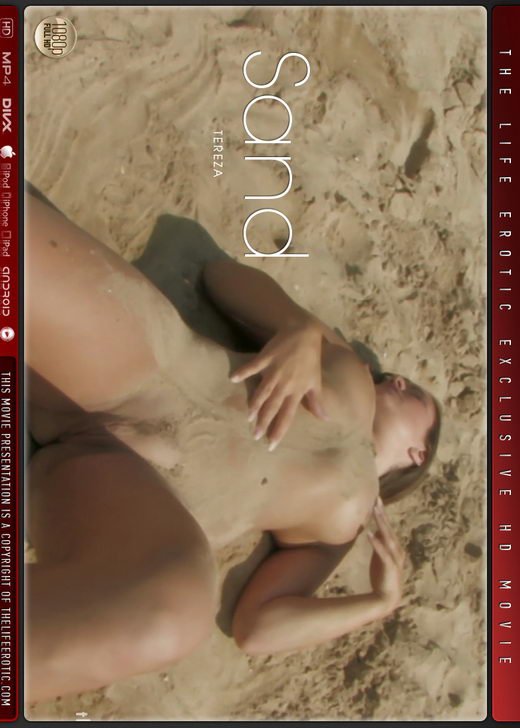 Tereza - `Sand Bath` - for THELIFEEROTIC