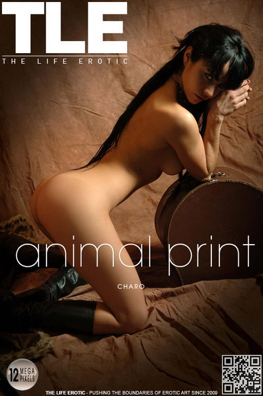 Charo - `Animal Print` - by Oliver Nation for THELIFEEROTIC